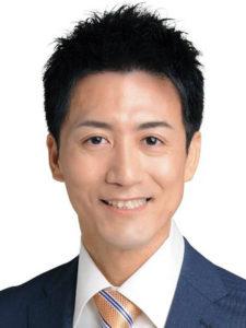 西てつしを応援します。越田謙治郎
